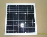 작은 태양계를 위한 10W 20W 30W 40W 50W 단청 태양 전지판