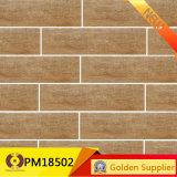 Gebäude verwendet mit hölzerner Blick-rustikalen keramischen Fußboden-Fliesen (PM18254)
