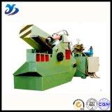 Tesoura hidráulica do crocodilo elevado da eficiência da produção para a tubulação do metal da estaca