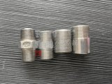 Edelstahl-volle weibliche interne Gewinde-Rohr-Zylinder-Nippel-Kupplung