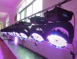 108*3W洗濯機LEDの移動ヘッドディスコの照明