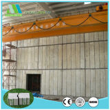 Comitato sano Rated di Exteriour del pannello a sandwich del cemento ENV della fibra della parete del fuoco esterno concreto leggero