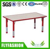 La Moda Guarderías muebles niños mesa rectangular MUEBLES NIÑOS SF-51c