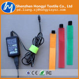 Ecológica de gancho y bucle de Nylon Bridas de Velcro para el cable