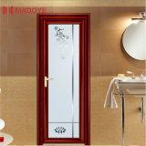 Porta chinesa de vidro de isolamento do toalete do Casement