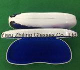 Случай Eyewear зрелища случая Eyeglasses коробки стекел Sun металла оптически
