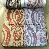 Tissu rideau avec style Jacquard classique- prix bon marché de la fabrication