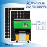 Configuração no sistema de energia solar da bateria 1500W do gel de 24V 120ah
