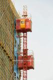 Sc160/160 Construcción General de la jaula doble ascensor