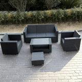 Mobilia esterna rivestita del patio della polvere di alluminio di prezzi competitivi