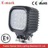 Luz del trabajo del LED de la venta 48W caliente 4 '' para el negocio agrícola