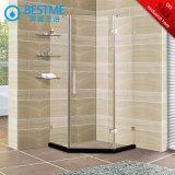 샤워실 (BL-Z3501)를 미끄러지는 스테인리스 Frameless