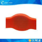 調節可能なカスタム薄く、振動RFIDのリスト・ストラップの価格