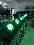 15W 7 Osram LED 소형 꿀벌 눈 LED 이동하는 맨 위 빛
