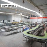 Jus d'embouteillée Sunswell Blow-Fill-Cap Combiblock Machine de remplissage