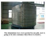 Het Engelse Aluminium van Fixe Plancher van het plateau