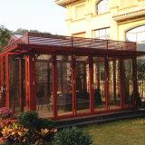 Perfil de aluminio solarium terraza de lujo