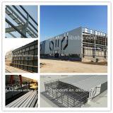 Edificio fabricado del metal de la estructura de acero