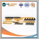Solid Carbide CNC insère les MCV Revêtement Indexable tournant