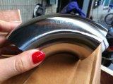 Cotovelo 3A sanitário quente do aço inoxidável da venda de China