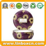 Kundenspezifisches nahtloses farbiges Zinn der Kerze-3.5oz für das Wachs-Verpacken