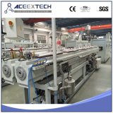Ligne de machine de production de double pipe de PVC