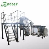 Alembic de Distillateur van de Essentiële Olie van het Roestvrij staal van de Machine van de Distillatie van de Essentiële Olie