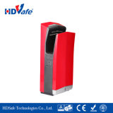 aço inoxidável luz UV de jato de ar do secador de mão