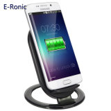 Оптовая торговля универсального зарядного устройства беспроводной связи подставка для сотового телефона для Samsung / iPhone