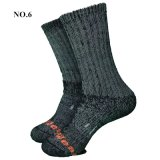 De In het groot Volledige Outdoor Hiking Sokken van uitstekende kwaliteit van Terry Cushion Wool