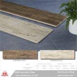 """Matériaux de construction en bois des carreaux de sol en céramique pour la décoration (VRW6N1542H, 150x600mm/6''x32"""")"""