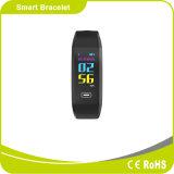 Cor do Monitor de Ritmo Cardíaco Srceen Android Bluetooth Digital faixa de relógio de pulso