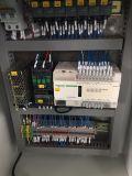 Homologación TUV de adhesivo termofusible Mecanismo de Apertura de cajas de cartón con pantalla táctil de Schneider