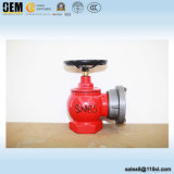 Fabricante de interior Dn50/Dn65 de la boca de riego de fuego