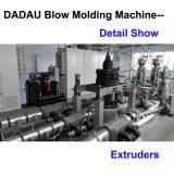 HDPEの燃料タンクのブロー形成機械