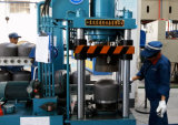 chaîne de production de cylindre de gaz de 15kg LPG poinçonneuse de trou d'équipements industriels de corps