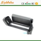 LG ячейки 36V 12.8 ah вниз трубы стиле электрический велосипед аккумуляторная батарея