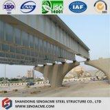 重い架橋工事のための鋼鉄によって溶接されるHのビーム