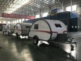 De Aanhangwagen van de Caravan van de Traan van de Aanhangwagen van de reis