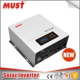 Faible fréquence de l'onduleur solaire 2kVA avec 50d'un contrôleur de charge solaire