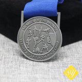 Rubans de haute qualité professionnelle médailles sportives personnalisé