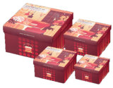 케이크 움직이기를 위한 싼 가격 포장 상자를 주문 설계하십시오
