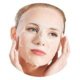 Лицевой щиток гермошлема усердия для продуктов косметики маски кожи листа лицевых