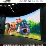 Binnen LEIDENE van de Kleur van de Fabriek van Shenzhen P2.5 de Volledige Muur van de Vertoning