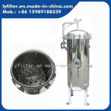 Alloggiamento industriale dell'acciaio inossidabile SS304 316 per il filtro dal vino