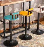 純木普及した棒椅子のバースツール(M-X3126)