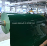 주문을 받아서 만들어진 방열 PVC 자동적인 컨베이어 벨트