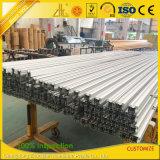中国フォーシャンの工場習慣は6063の6061のアルミニウムプロフィール突き出た