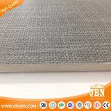 Erster Grad glasierte rustikale Porzellan-Fußboden-Fliese mit Tuch-Entwurf (JB6022D)