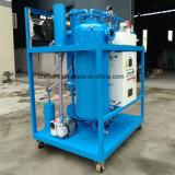 真空のタービンオイルの潤滑油の浄化およびリサイクル機械(TY-10)